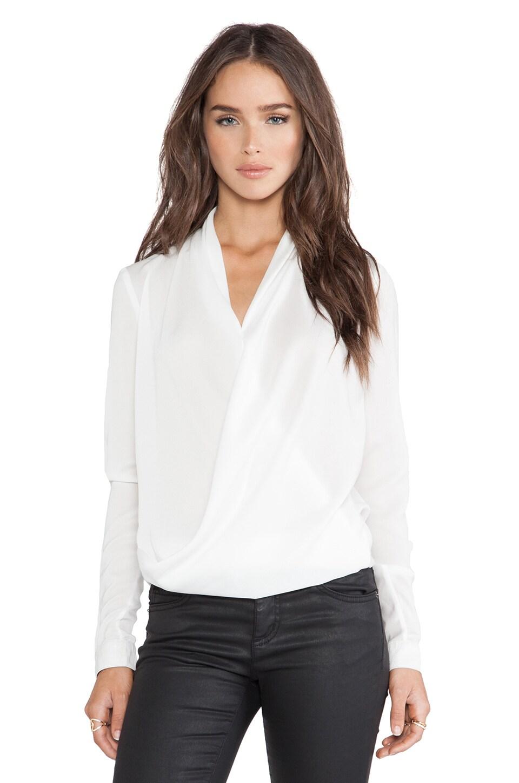 MLM Label Ziggy De'Ville Long Sleeve Shirt in Ivory