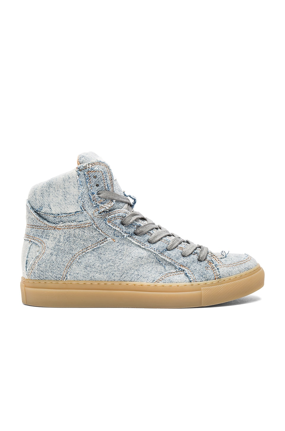Hi Top Sneaker by Mm6 Maison Margiela