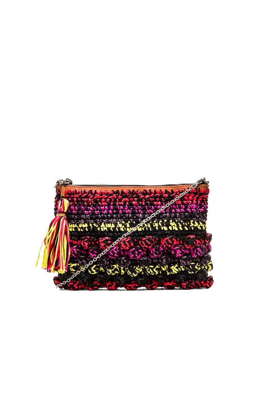 b60d6331d6ce M Missoni Melange Raffia Bag in Multi
