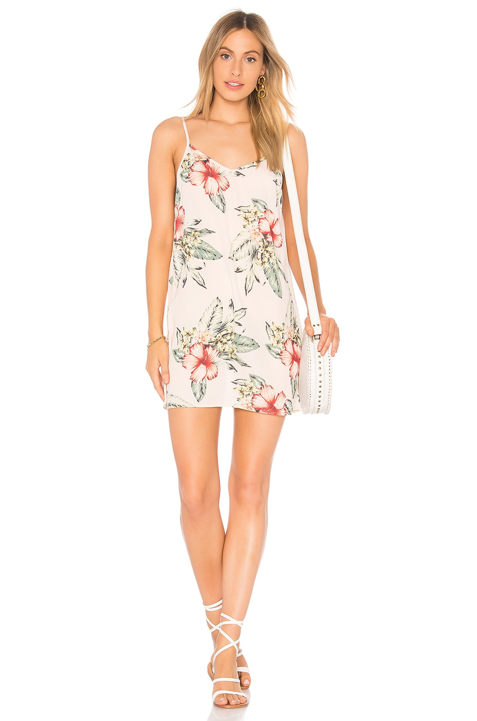 Montce Swim Slip Dress in Tommi Floral