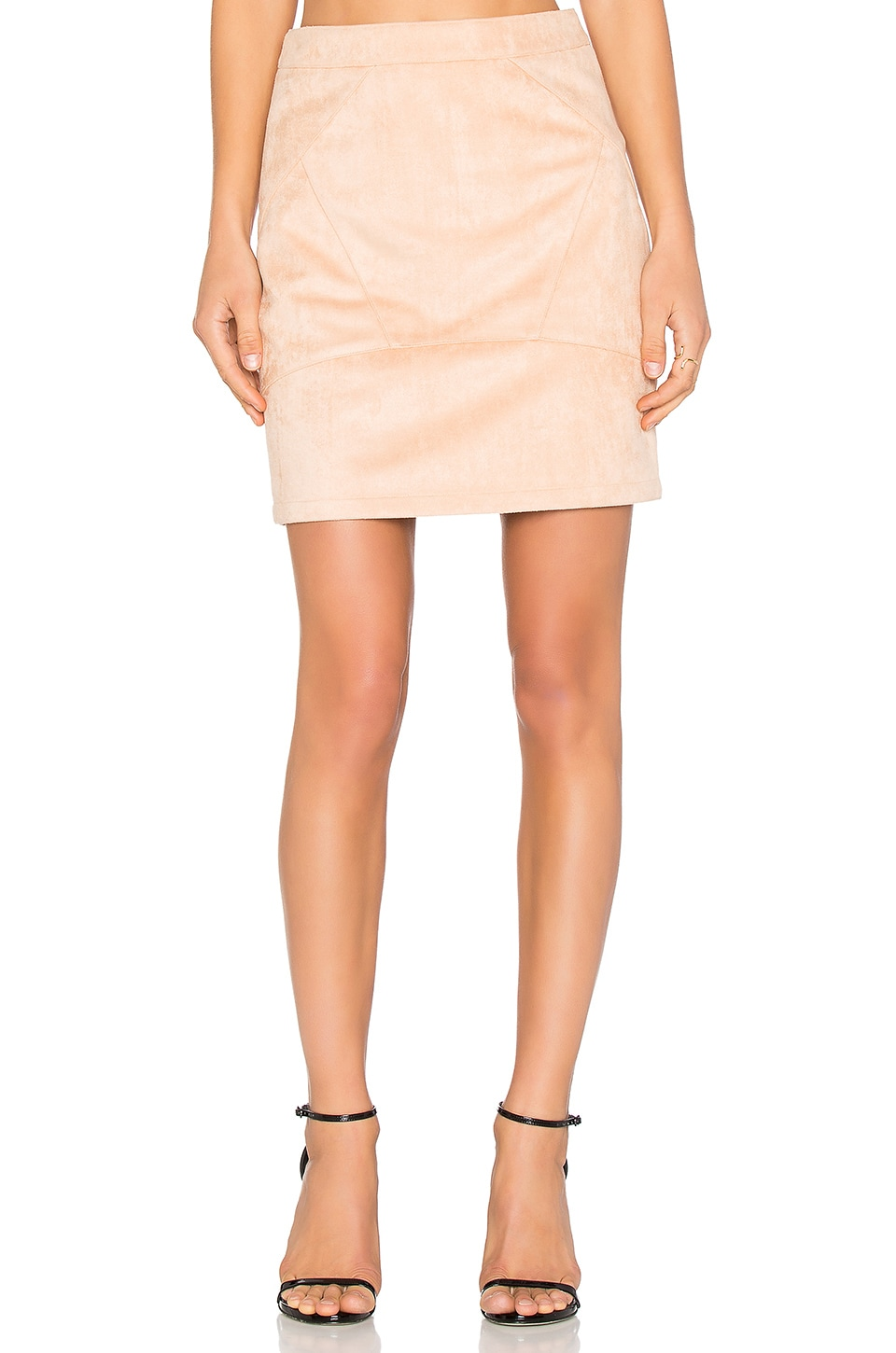 In Control Skirt at REVOLVE