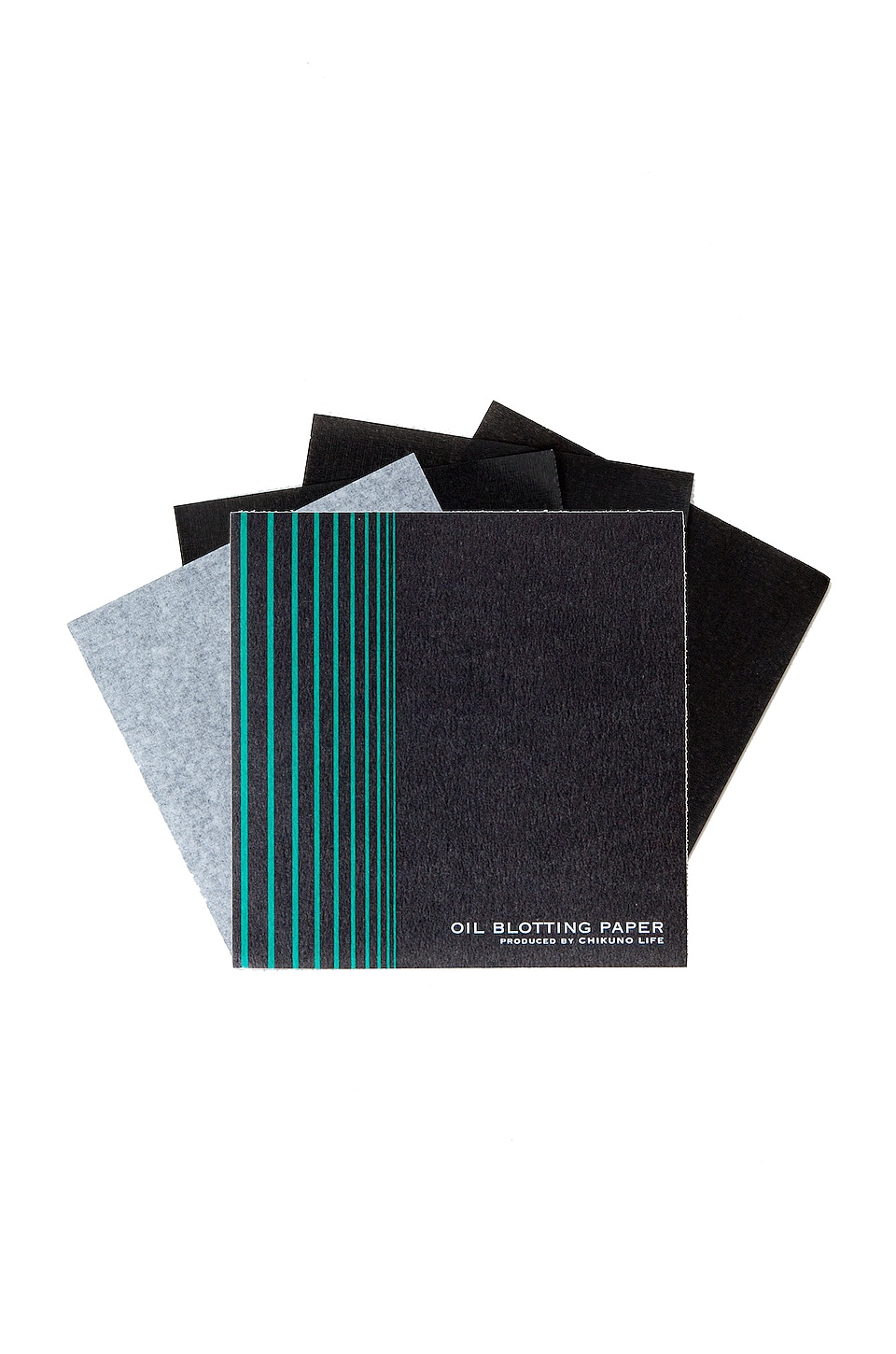 MORIHATA Charcoal Oil Blotting Papers