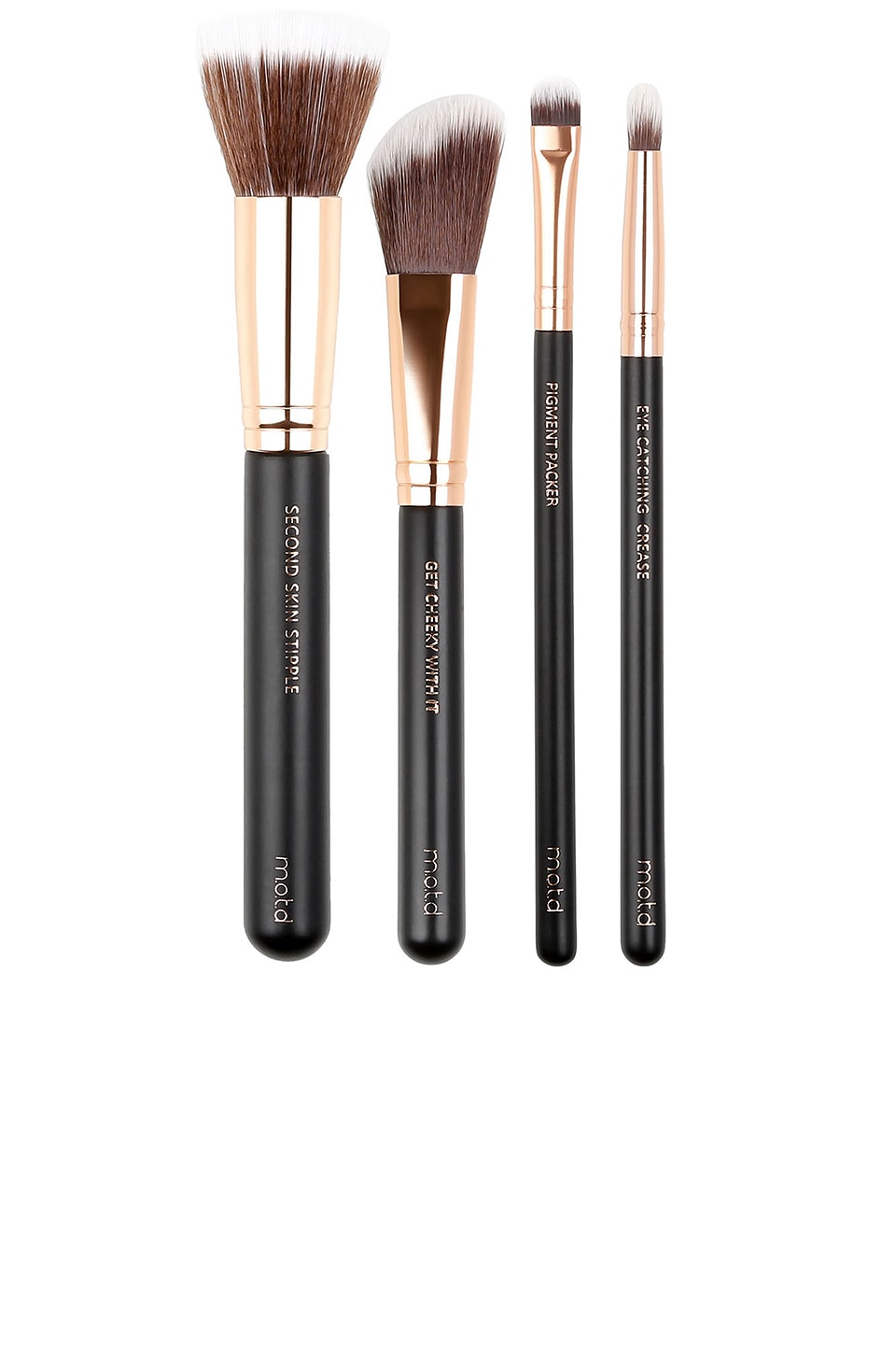M.O.T.D. COSMETICS WANDERLUST TRAVEL MAKEUP BRUSH SET
