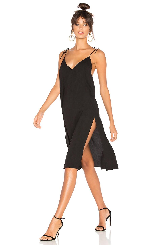 Motel Frida Dress in Black