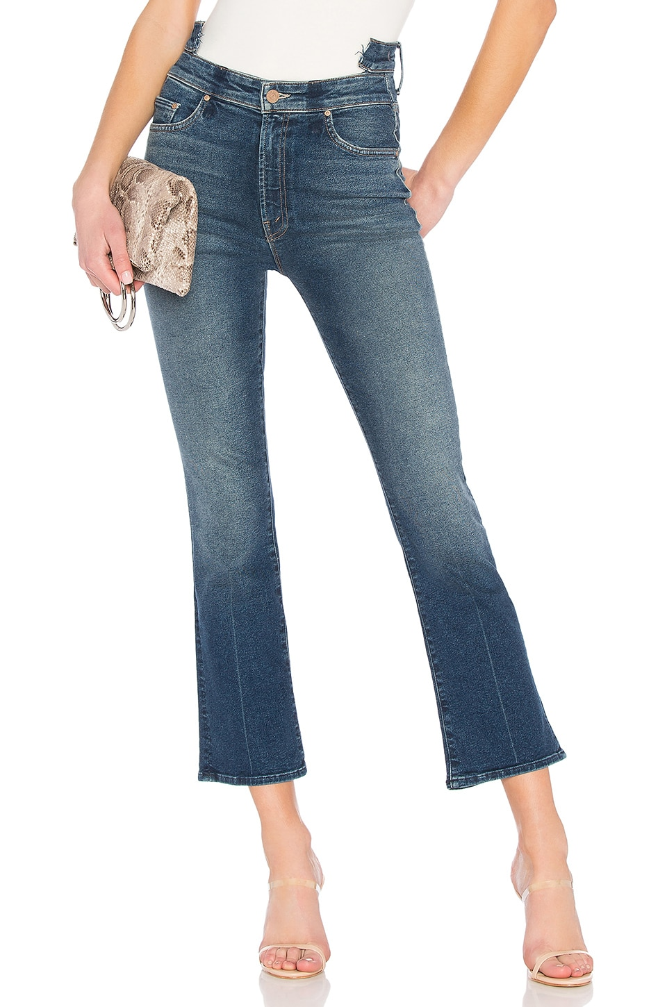 The Shift Insider Ankle Jean