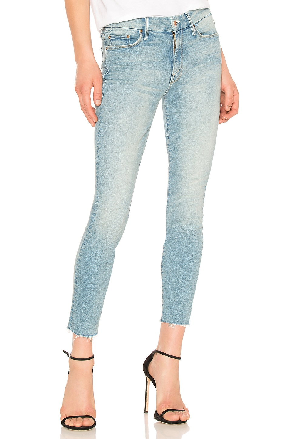 The Looker Ankle Fray Jean