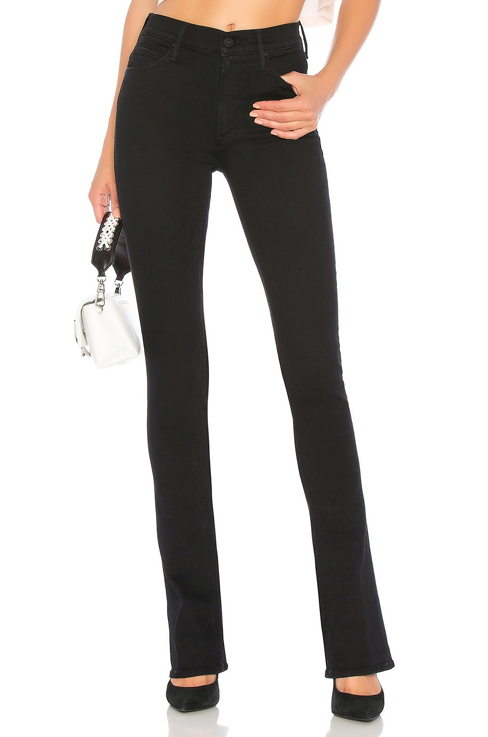 The Runaway Skinny Flare Jeans, Not Guilty