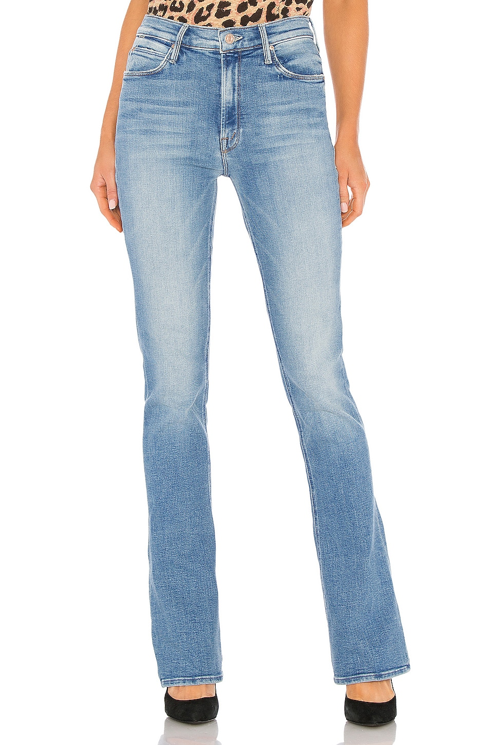 MOTHER JEAN BOOTCUT