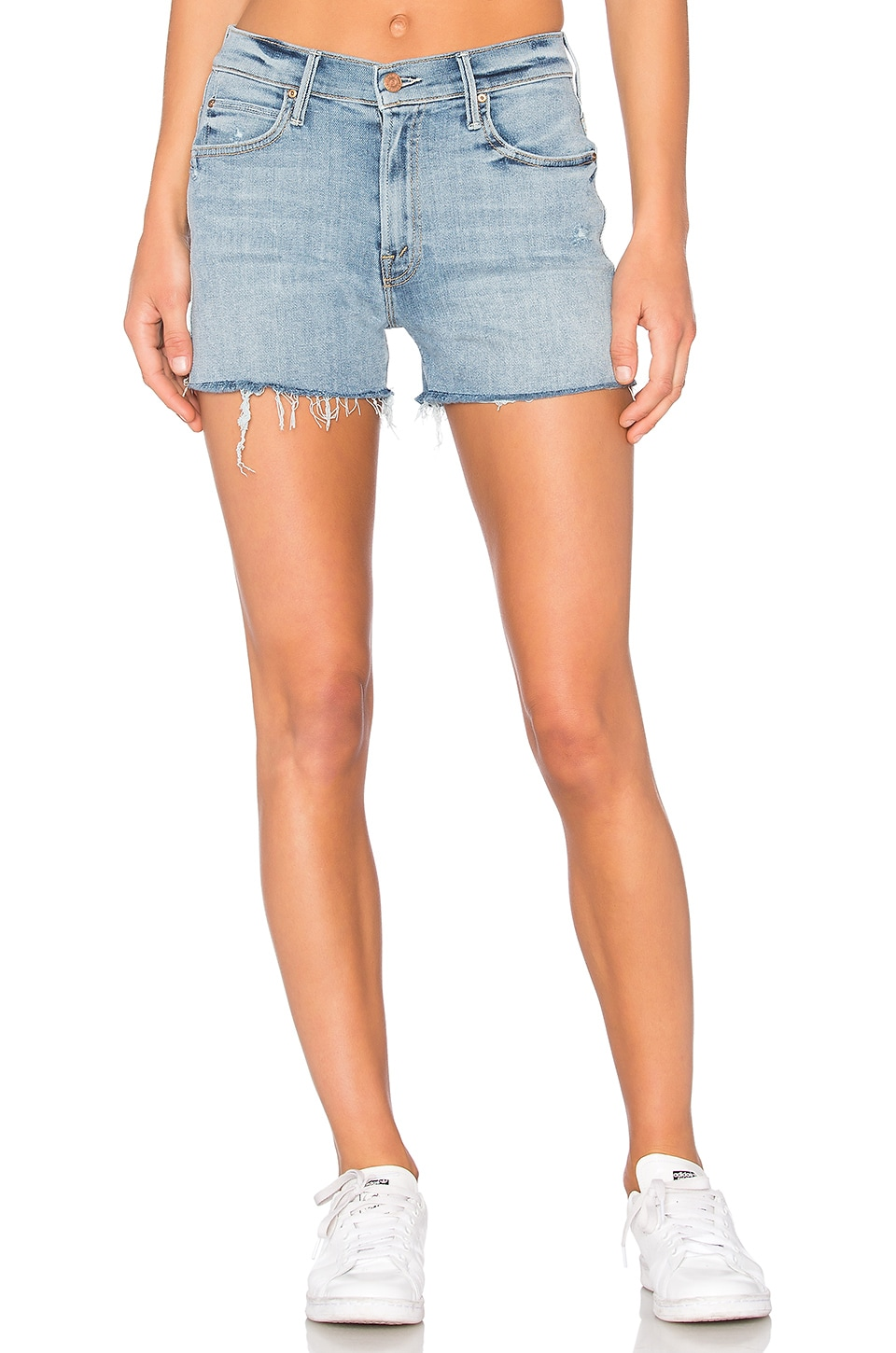 HW Rascal Fray Short by MOTHER