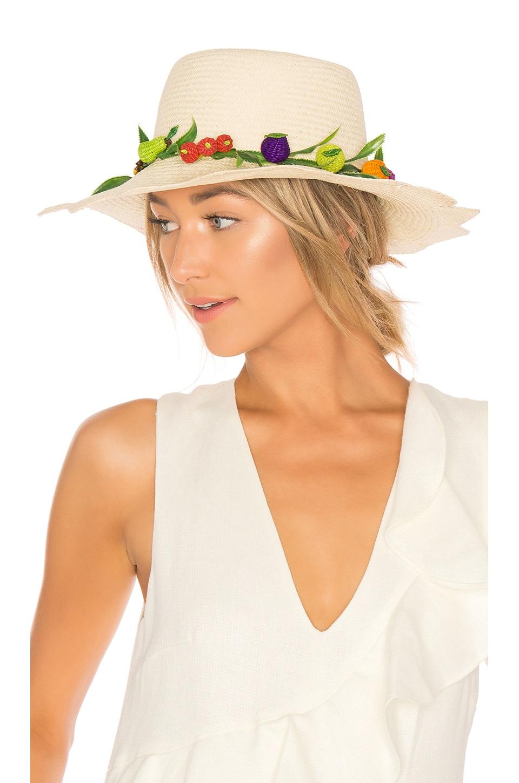 Tutti Frutti Straw Hat