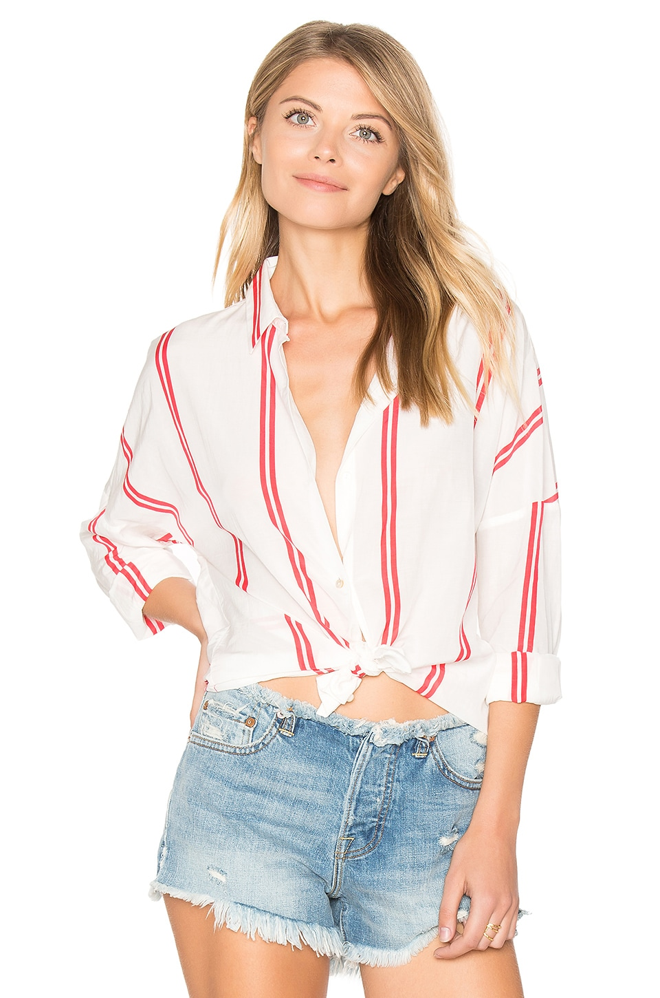 Loose Fitted Shirt by Maison Scotch