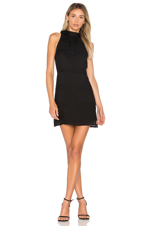 Maria Stanley Dawn Dress in Black