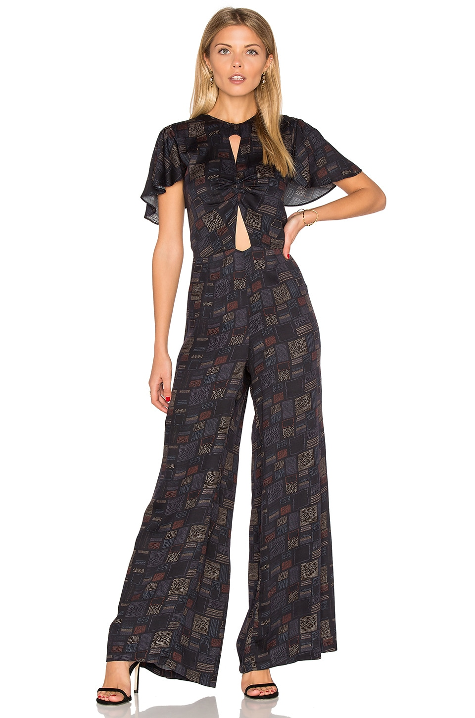 Katty Jumpsuit by Maria Stanley