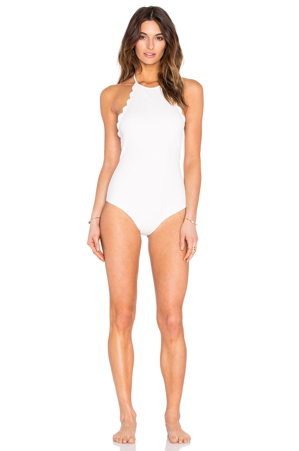 Marysia Swim Mott One Piece in Coconut