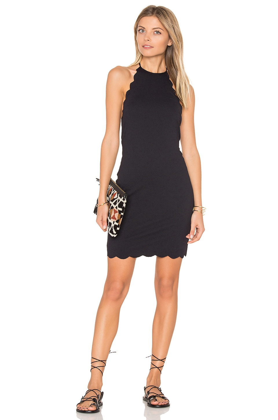 Marysia Swim Mott Dress in Black