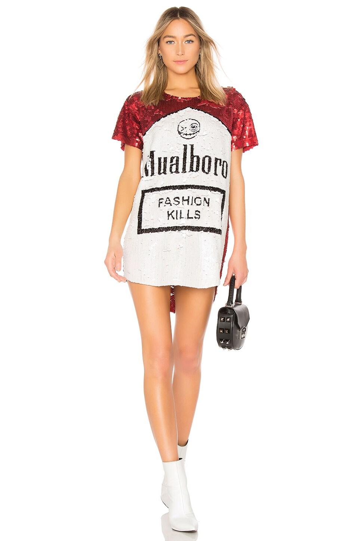 MUAMUADOLLS MUALBORO DRESS