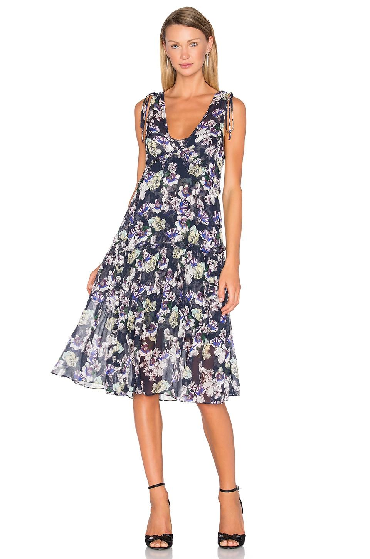 Pax Print Dress by Marissa Webb