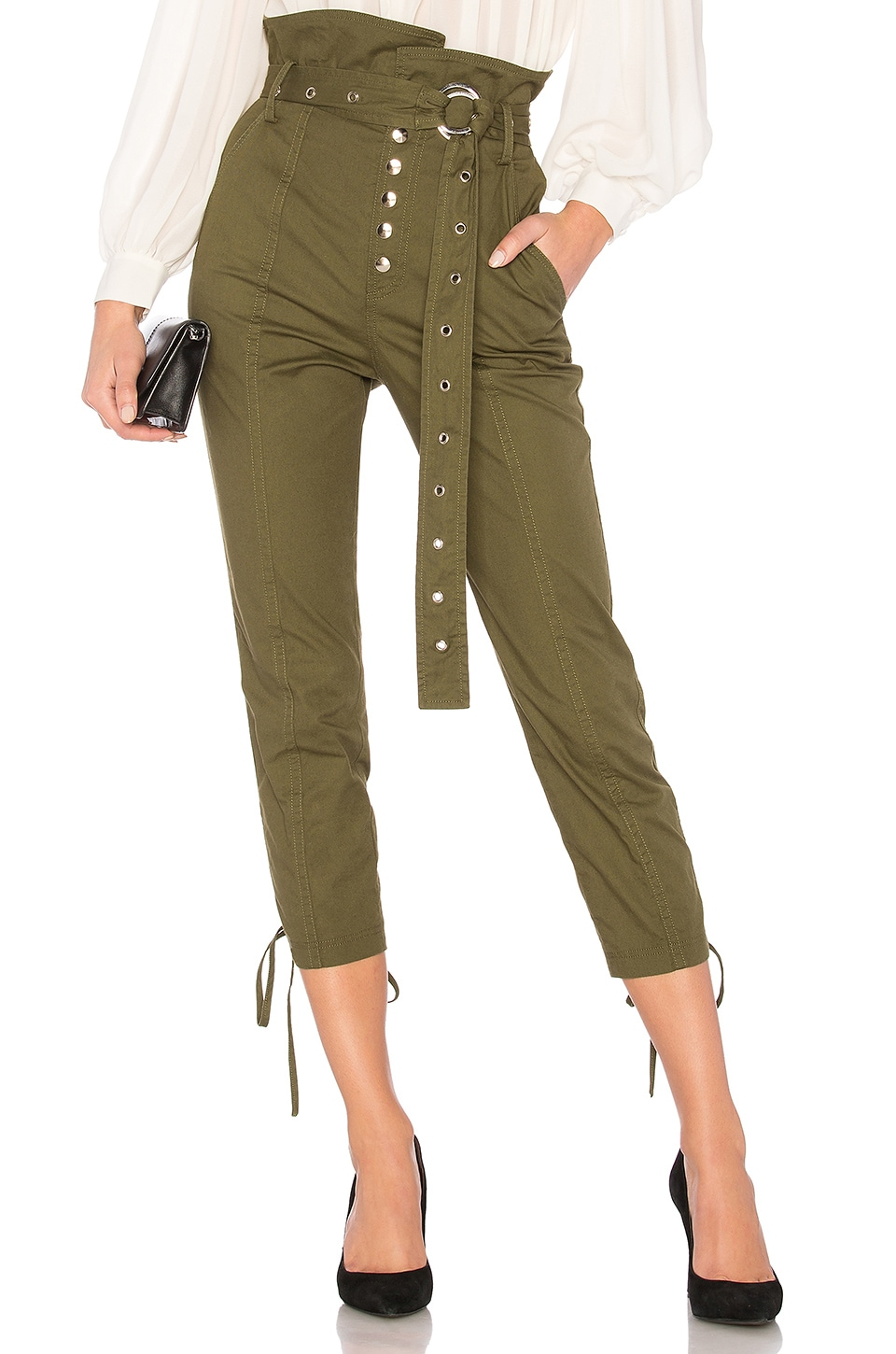 Marissa Webb Gia Pant in Forest