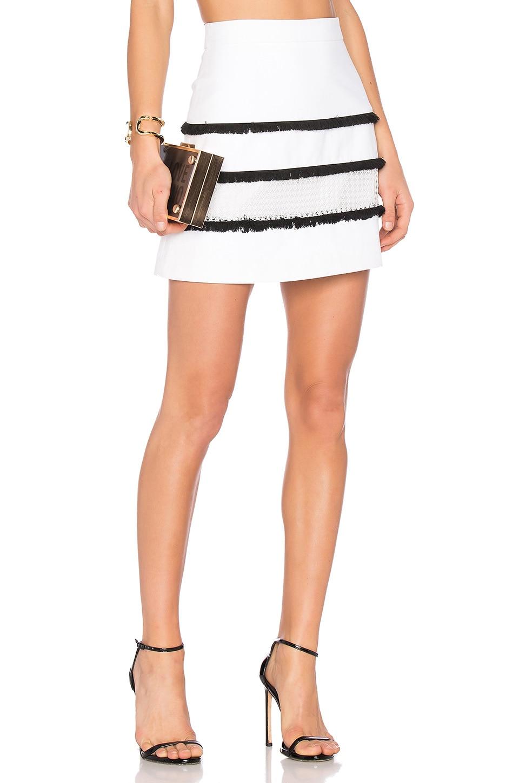Constance Mini Skirt by Marissa Webb