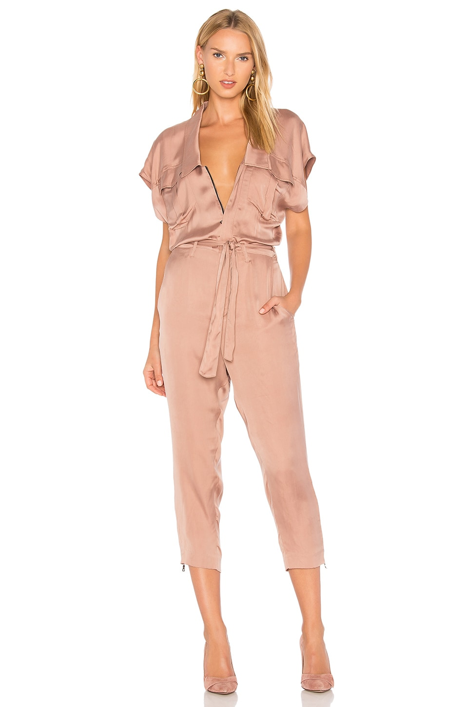 Adair Jumpsuit by Marissa Webb