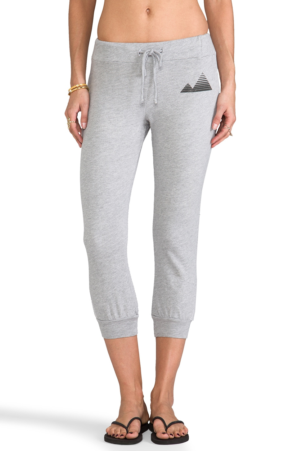 MY LINE Farren Sweats in Ash