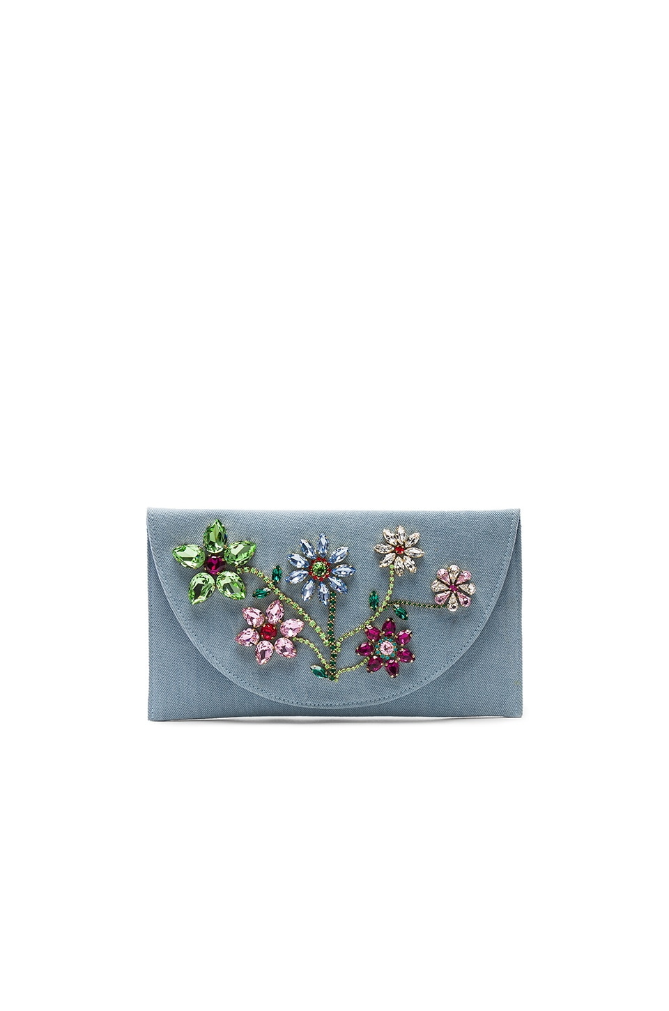 Flower Clutch by Mystique
