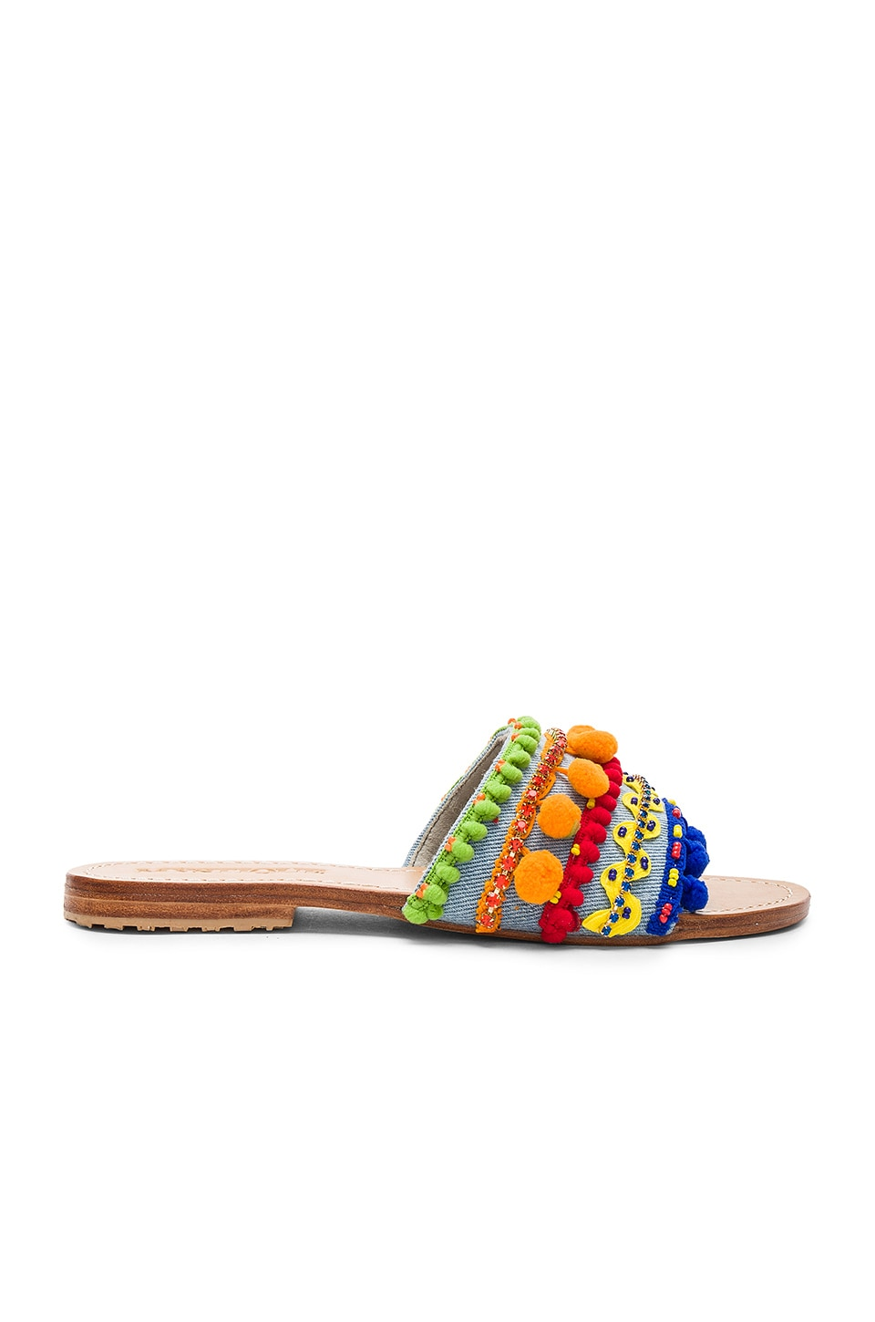 Mystique Sandal in Multi