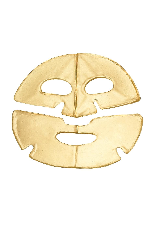 MZ Skin Hydra-Lift Golden Facial Treatment Mask 5 Pack