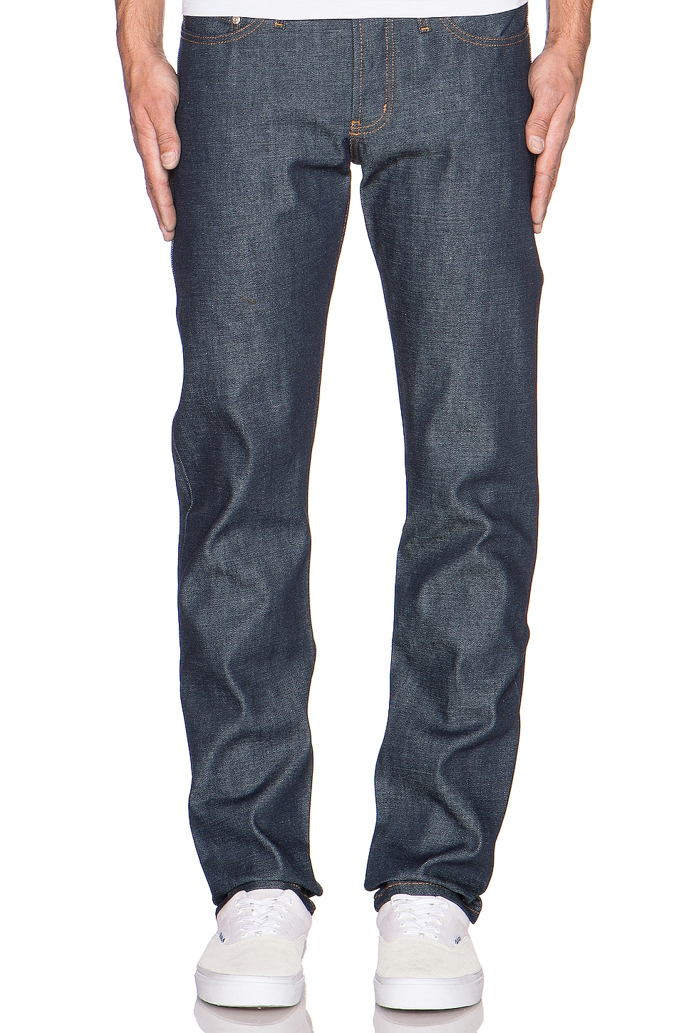Weird Guy Dirty Fade Selvedge 14.5oz. by Naked & Famous Denim
