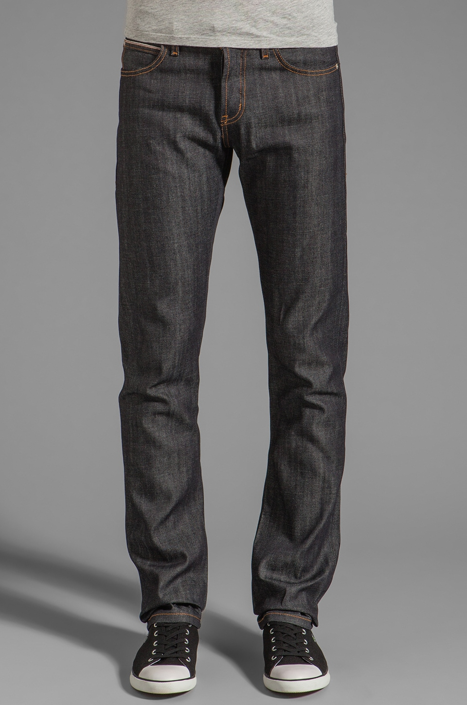 Naked & Famous Denim Skinny Guy 10 oz in Light Weight Selvedge