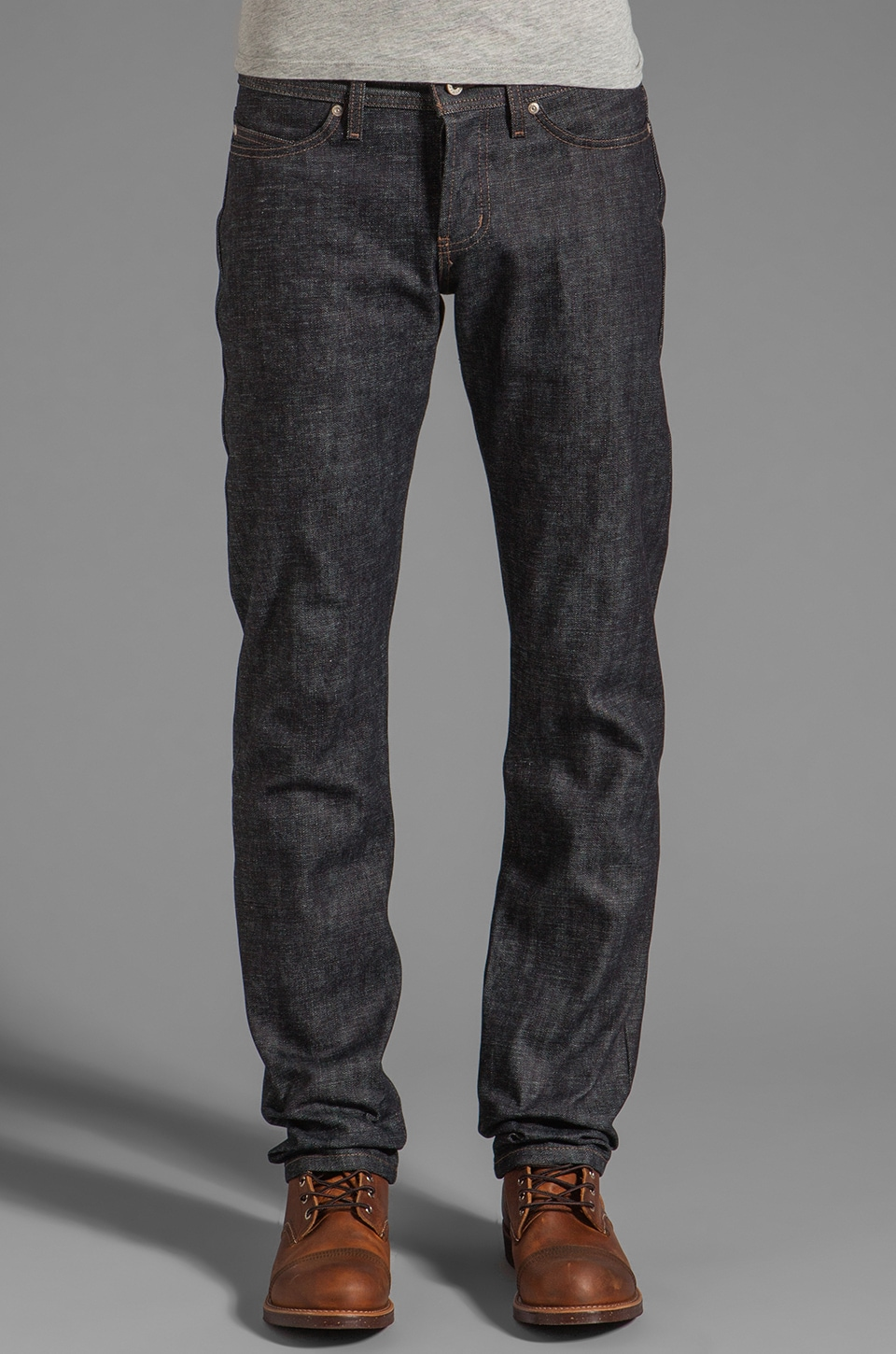 Naked & Famous Denim Weird Guy 13 oz in Suvin Selvedge