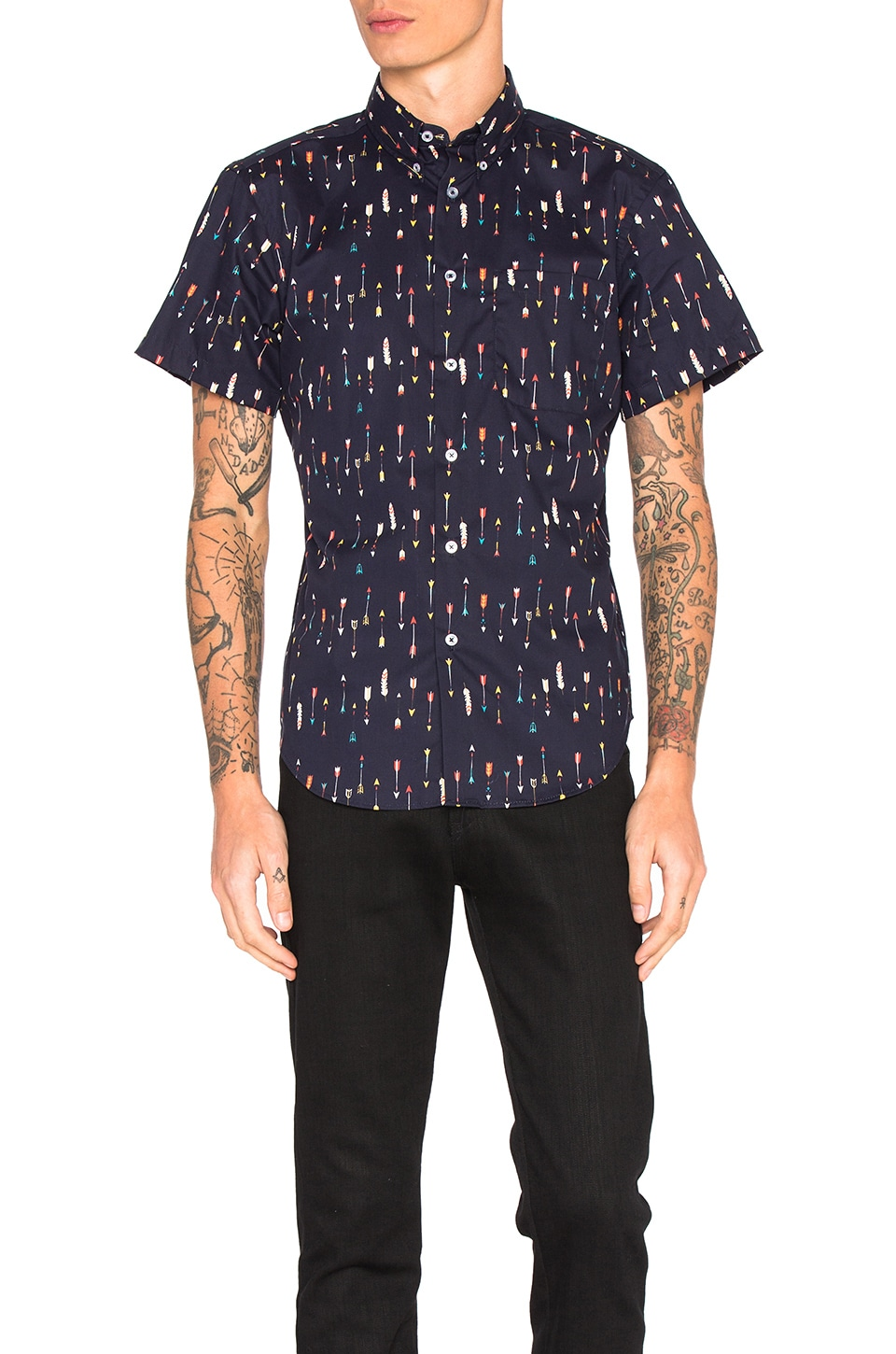 S/S Shirt by Naked & Famous Denim