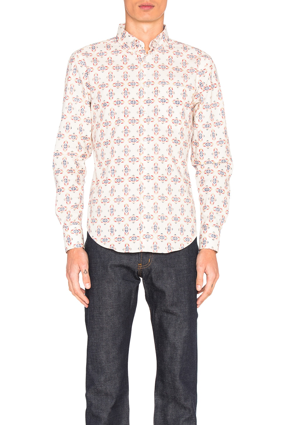 Regular Shirt by Naked & Famous Denim