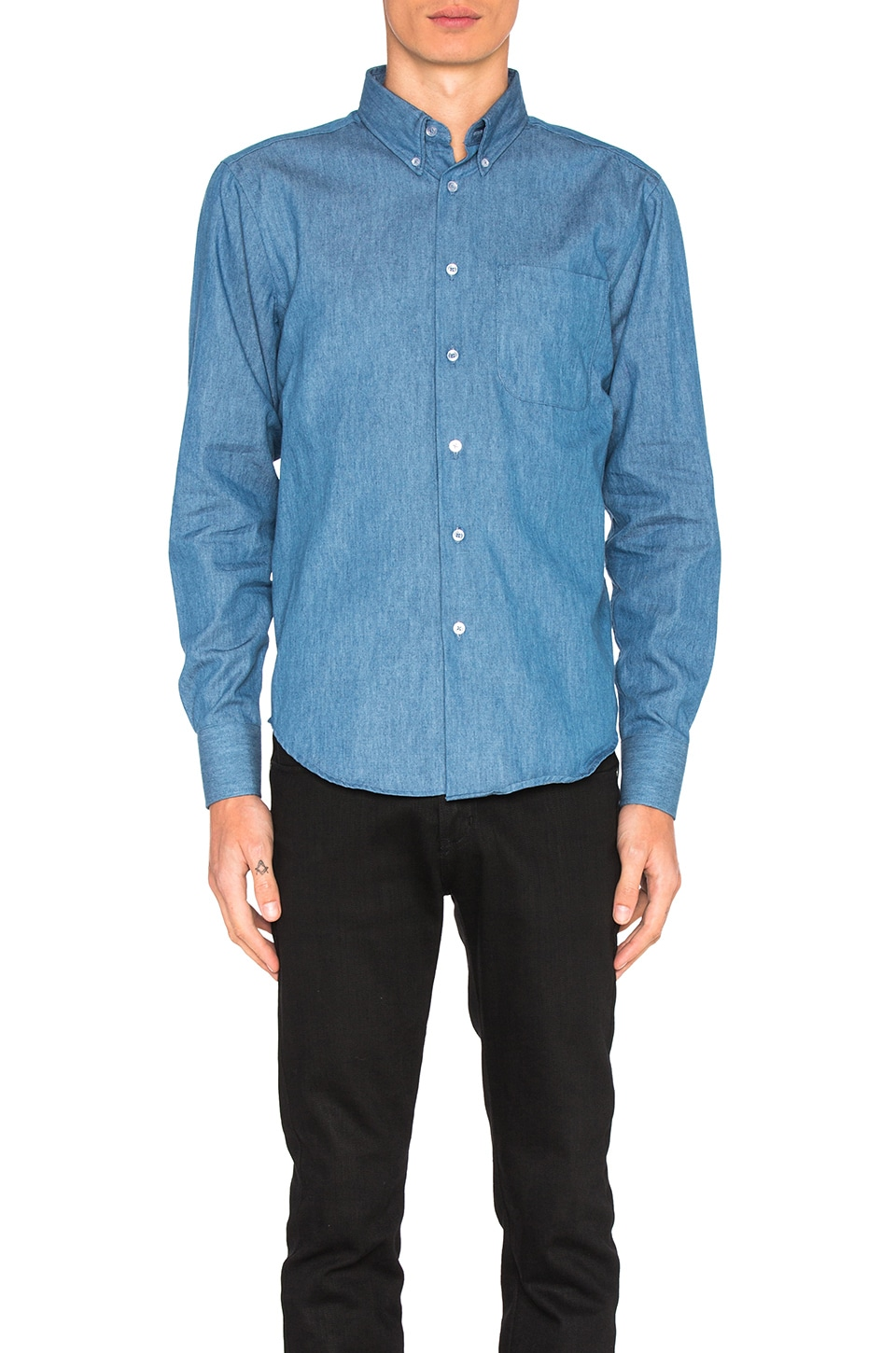 Regular Button Down by Naked & Famous Denim
