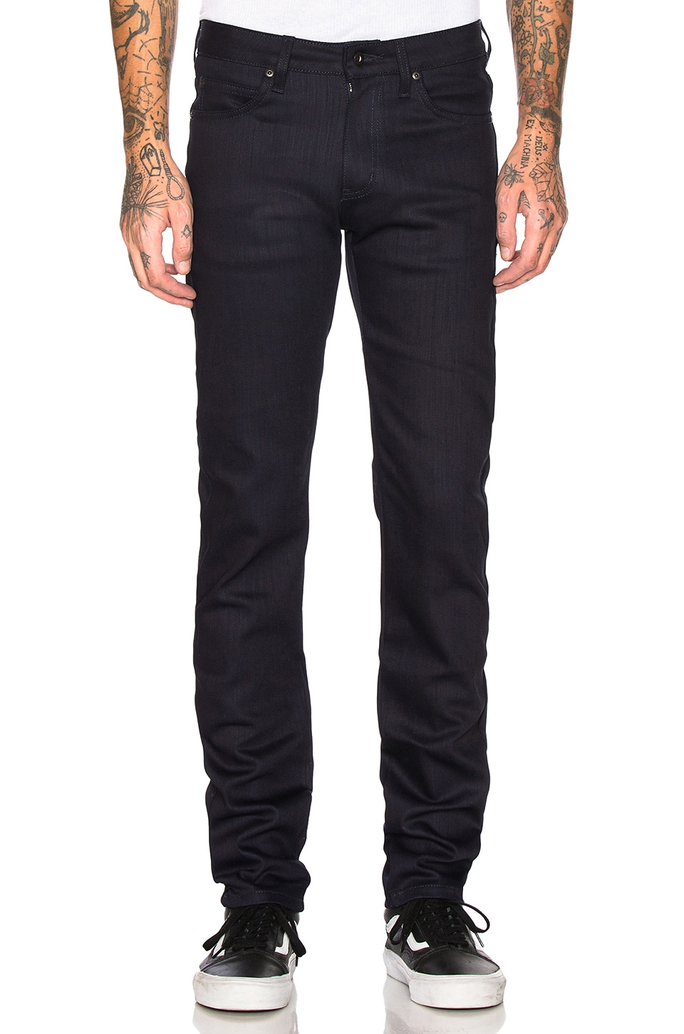 Naked & Famous Denim JEAN STRETCH SUPER GUY