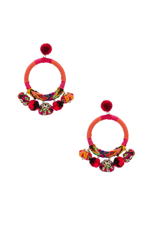 x REVOLVE Hera Earrings