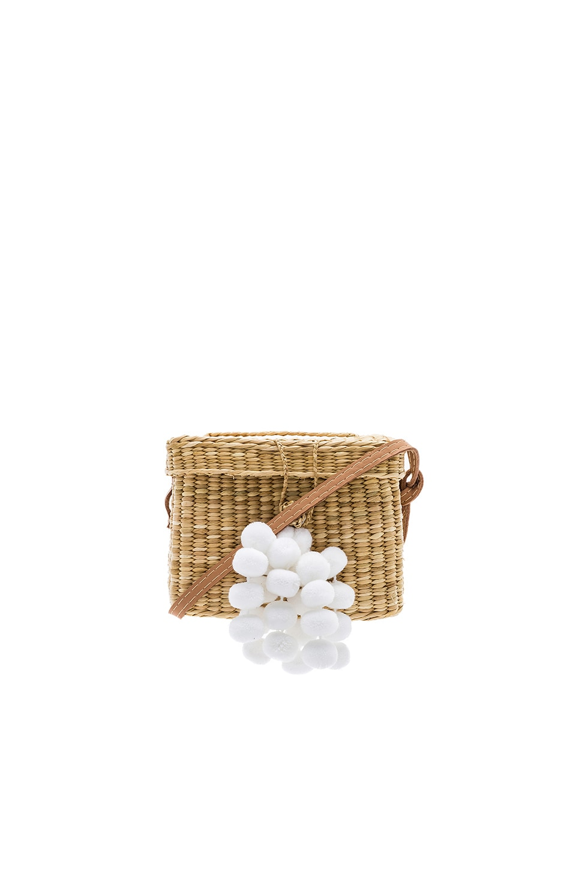 Roge Small Pompom Bag