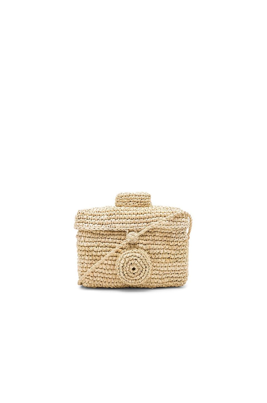 NANNACAY SIRIKIT BOX TOQUILLA BAG