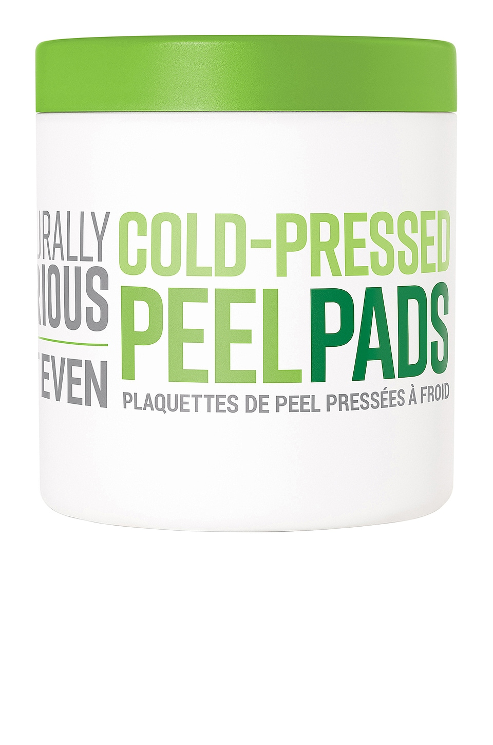 Naturally Serious Get Even Cold-Pressed Peel Pads