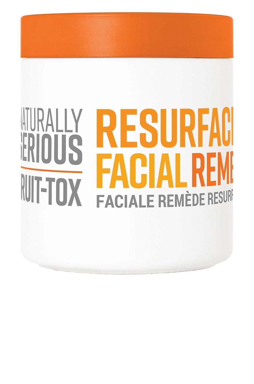 Naturally Serious Fruit-Tox Resurfacing Facial Remedy