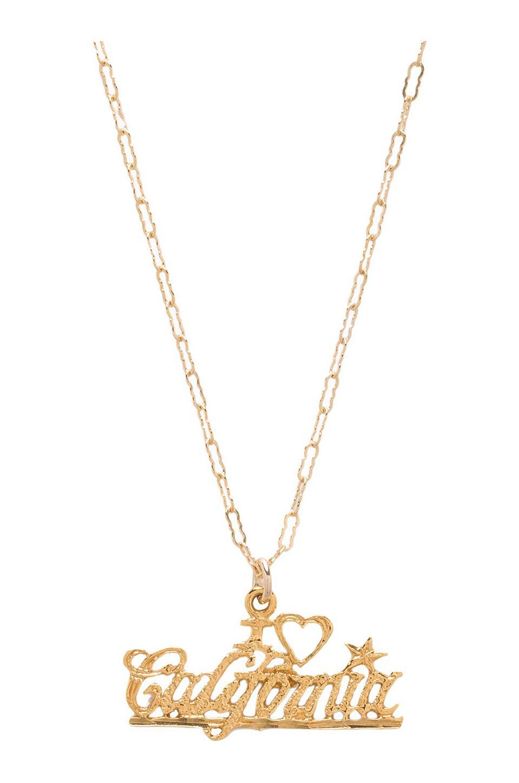 Natalie B Jewelry Natalie B I Love California in Gold