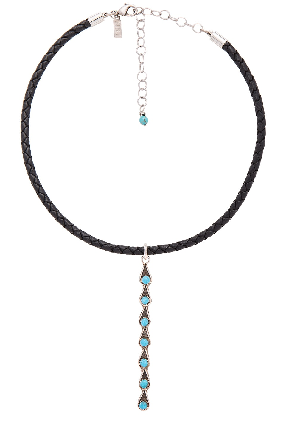 Desert Drop Choker by Natalie B Jewelry