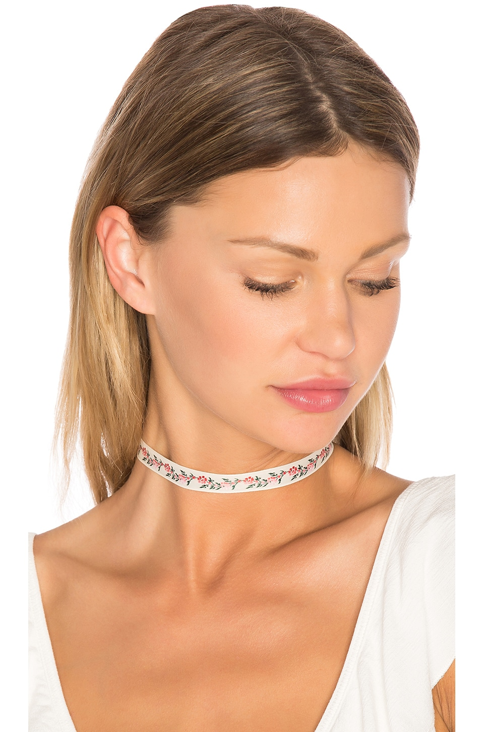 Rosie Choker by Natalie B Jewelry