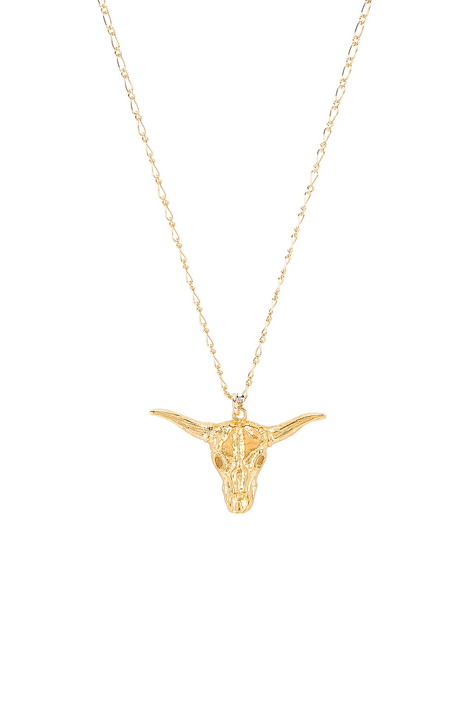 Natalie B Jewelry COLLAR BIG HORN