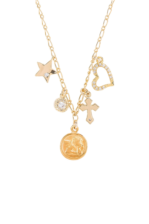 Natalie B Jewelry COLLAR ANGELIC CHARM