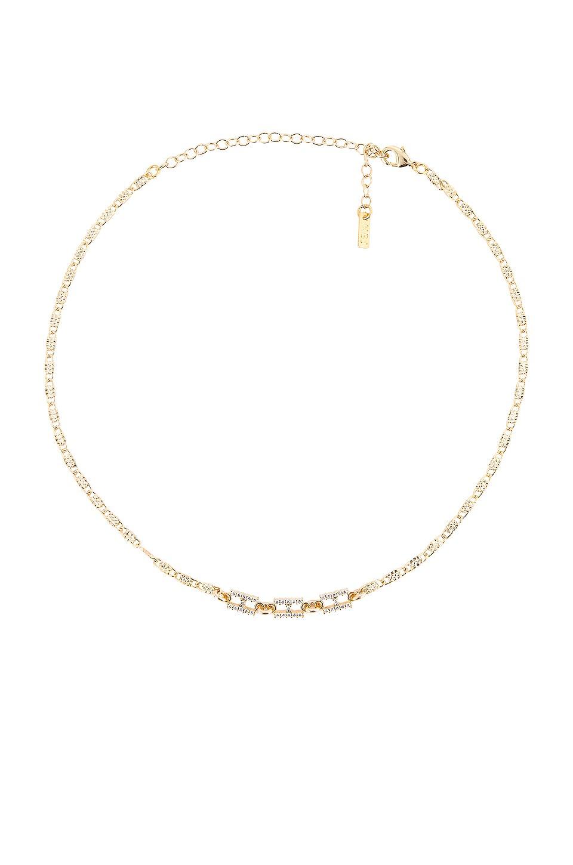 Natalie B Jewelry COLLIER RAS DU COU HERMEZ