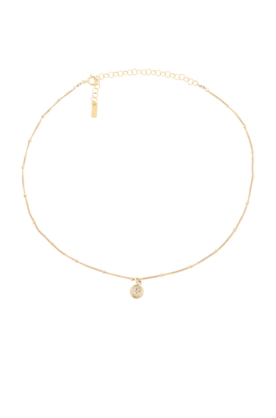 Natalie B Jewelry COLLIER RAS DU COU MINI BOSS