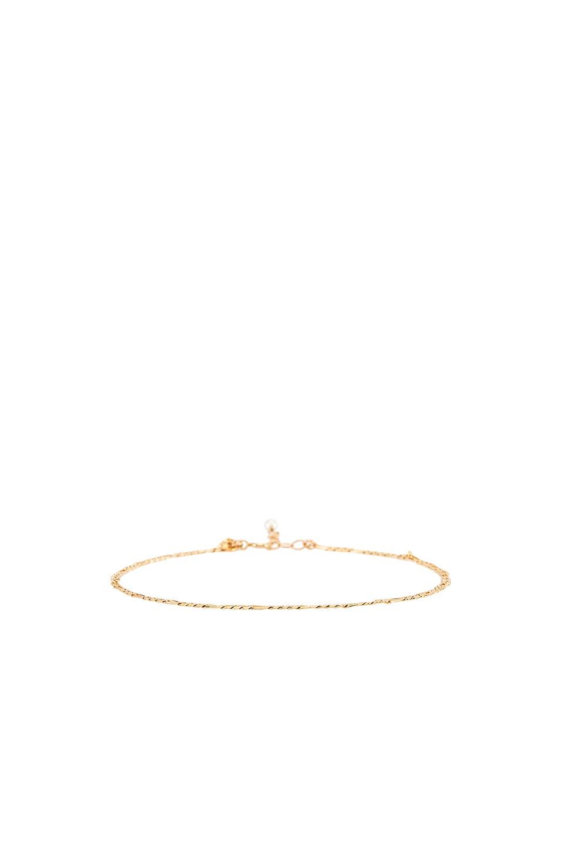 Natalie B Jewelry X REVOLVE Gemma Anklet in Gold