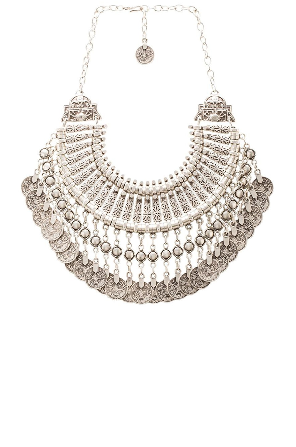Natalie B Fit for a Queen Necklace