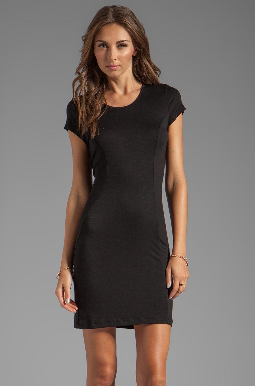 Nation LTD La Quinta Dress in Black